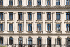 Vintage Architecture In Bucharest Stock Photos