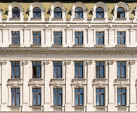 Vintage Architecture In Bucharest Stock Images