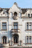Vintage Architecture In Cluj Napoca Royalty Free Stock Photo