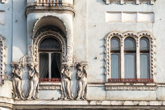 Vintage Architecture In Cluj Napoca Royalty Free Stock Images