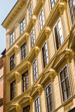 Vintage Architecture In Vienna Stock Photography