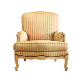 Vintage armchair Royalty Free Stock Photography