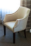 Vintage armchair. Royalty Free Stock Photography