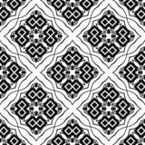 Vintage Art Deco Pattern. Abstract Art Deco Tiles Seamless Vector Pattern. Geometric texture. Repeating background royalty free stock photos