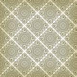 Vintage Art Deco style seamless pattern texture.  stock illustration