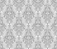 Vintage Art Nouveau Pattern Stock Photography