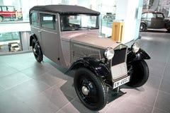 Vintage Audi car royalty free stock photography
