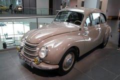 Vintage Audi car stock image