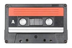 Vintage audio cassette isolated Stock Photo