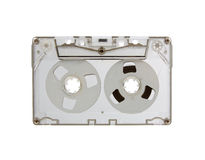 Vintage audio cassette. MC Stock Photo