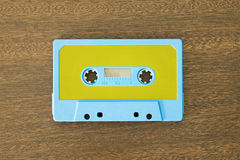 Vintage audio cassette tape royalty free stock photography