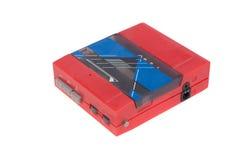 Vintage audio casstette player Stock Images