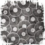 Vintage audio reel background Royalty Free Stock Images