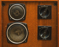 Vintage Audio Stock Photography