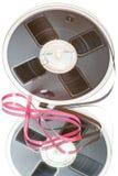 Vintage audiotape Stock Photos