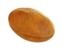 Vintage Aussie Rules Football Royalty Free Stock Image