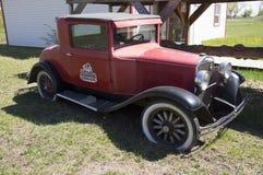 Vintage Auto Alaska Highway Stock Images