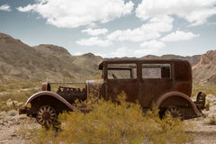 Vintage auto Stock Image