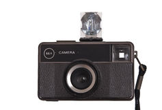 Vintage automatic camera Stock Images