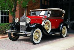 Vintage Automobile royalty free stock images