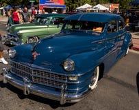 Vintage automobile Royalty Free Stock Photo