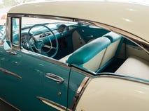 Vintage automobile details Royalty Free Stock Photo
