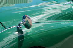 Vintage automobile details Royalty Free Stock Photography