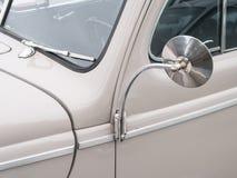Vintage automobile details Stock Photos