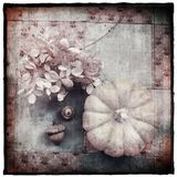 Vintage Autumn Still Life Royalty Free Stock Photography