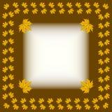 Vintage Autumnal Background Royalty Free Stock Image