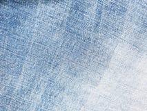 Vintage azul de la mezclilla foto de archivo
