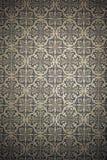 Vintage azulejos, traditional Portuguese tiles Royalty Free Stock Image