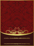 Vintage background. Perfect for different type of design Royalty Free Illustration