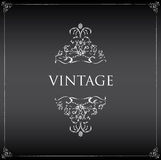 Vintage background. For you business Stock Image