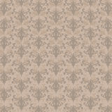 Vintage-background. Vector illustration of seamless retro gray background Royalty Free Stock Photography