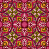 Vintage background. The seamless colorful vintage background Royalty Free Stock Image