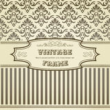 Vintage  background Stock Photography