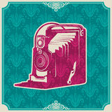 Vintage background. Stock Photography