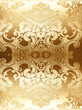 Vintage background. Picture of an Abstract vintage background stock illustration