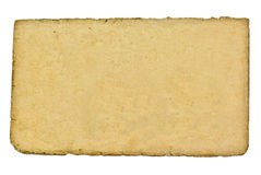 Vintage background. Close up of the old paper royalty free stock image