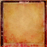 Vintage background in asian style. Illustration Stock Image