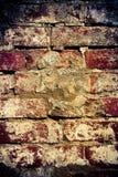 Vintage background - brickwork Stock Photography