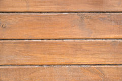 Vintage background, brown wood texture on the whole frame. Horizontal frame Stock Photography