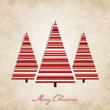 Vintage background for Christmas Stock Photo