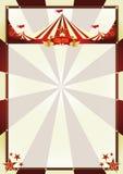Vintage background circus sunbeams Royalty Free Stock Image