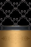 Vintage background design. stock photo