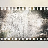 Vintage background with film Stock Photography