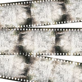 Vintage background with film Stock Photos