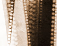 Vintage background. With film frame Royalty Free Stock Image