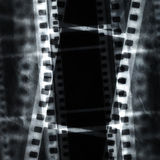 Vintage background. With film frame Stock Photos